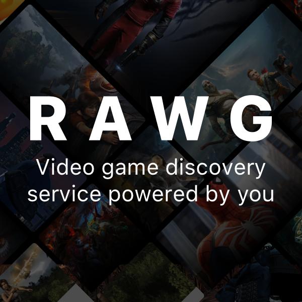RAWG Website Yang Cocok Buat Kamu Pecinta Game.